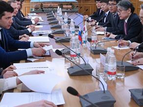 Делегация Республики Корея посетила Калининградскую область
