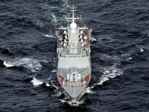Корабли Балтийского флота провели учения