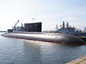 В Польше утонула последняя подводная лодка