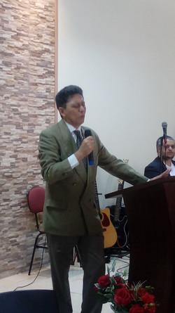 Pr. Donato Araújo
