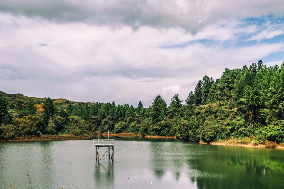 Laguna de La Yeguada, Veraguas