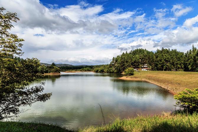 Laguna Campamento de La Gueguada, Veraguas