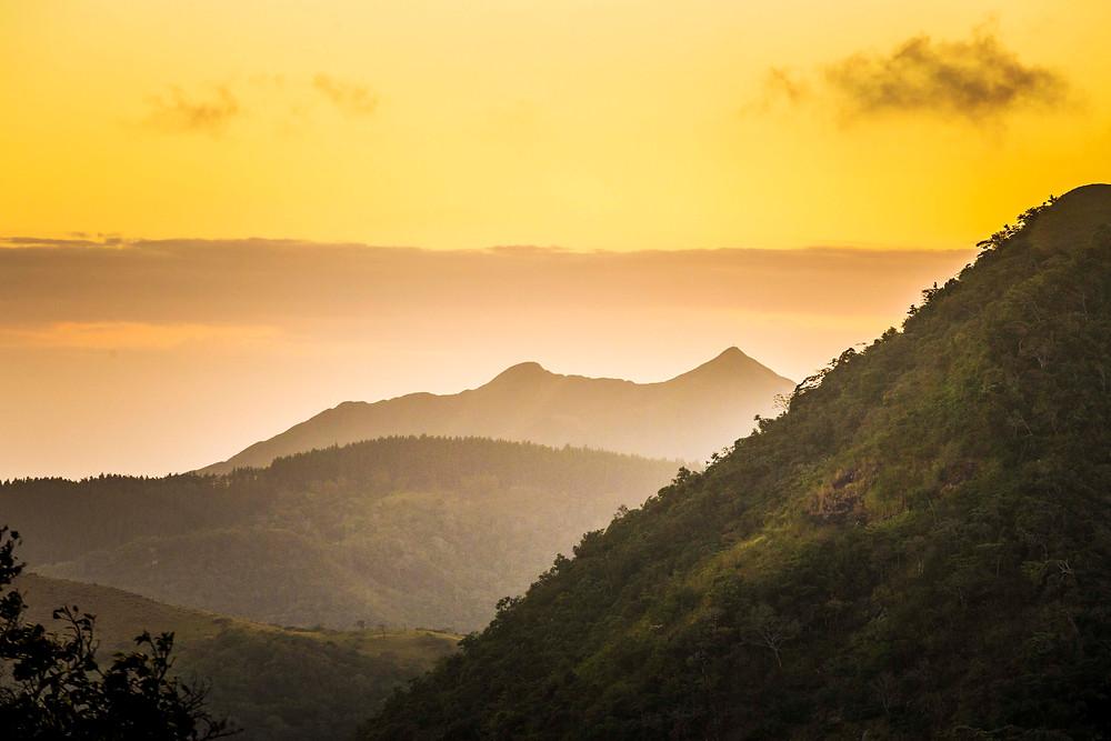 Montañas de San carlos