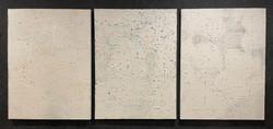 More Than Wishing I, II, III Triptych