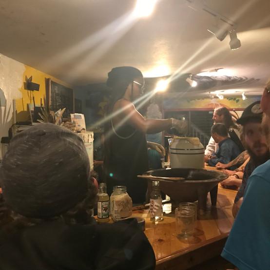 Awa (Kava) Bar