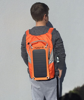 Sport Pax - Solar Powered Backpack