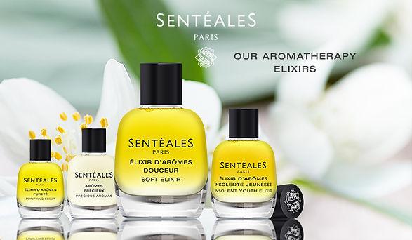 Elixirs d'arômes, sentéales