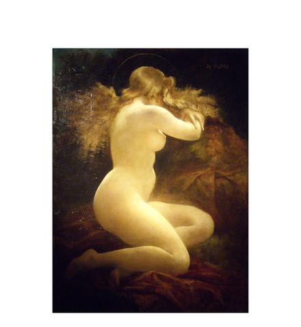 Adolphe de La Lyre, le peintre des sirènes...