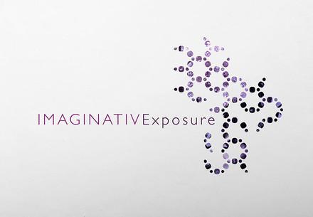 Imaginative exposure :  Nouvelle identité visuelle.