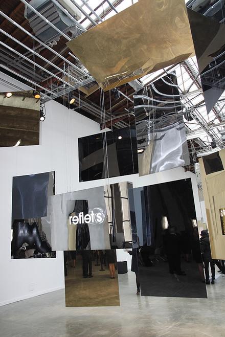 PALAIS de TOKYO : Exposition Reflet(s)  Rencontres autour du bijou.