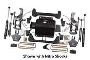 """11-16 Silverado/Sierra 2500HD/3500HD 5"""""""