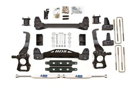 "2009-2013 4"" Ford 150 Lift Kit 2wd"