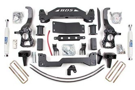"2004-2008 Ford F150 6"" Susupension Lift Kit"