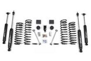 """07-16 Jeep Wrangler JK 3"""" Suspension System"""