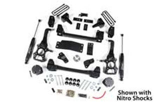 "15-16 Ford F-150 4WD 6"" Suspension System"