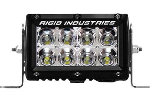 "Rigid E-Series 4"" Flood (Clear)"