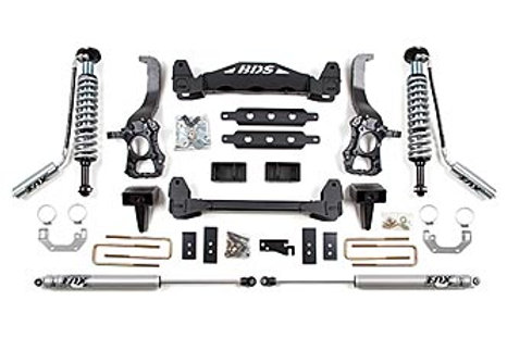 "2015-16 Ford F150 6"" Coil-Over Lift Kit 4wd"