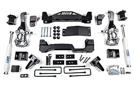 """2015-16 Ford F150 6"""" Suspension Lift Kit 4wd"""