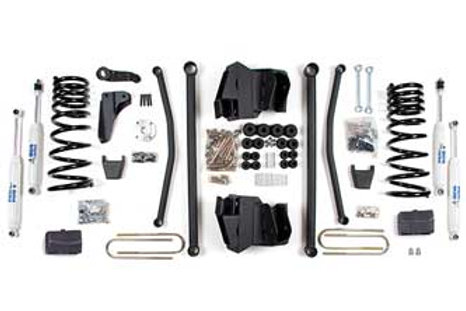 "2009-2013 8"" Long Arm Lift Kit"