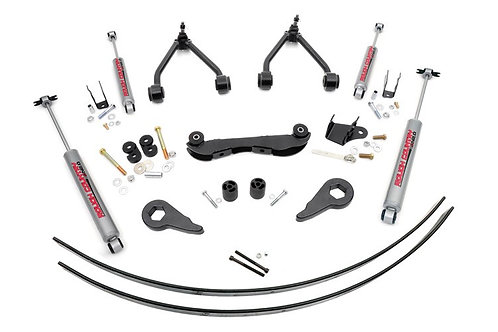 88-99 2 - 3 IN GM SUSPENSION LIFT KIT