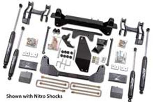 "88-98 Chevy/GMC K1500 Pickup 6"" Suspension System"