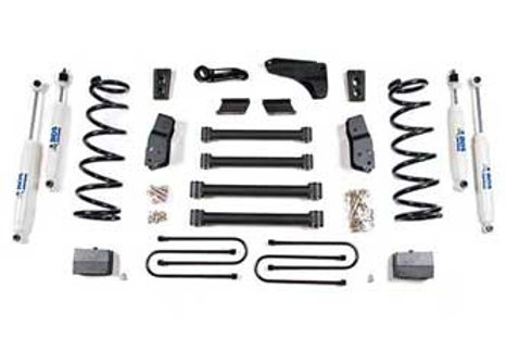 "2009-2013 6"" Lift Kit - Dodge Ram 4WD Pick"