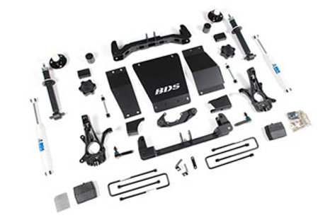 "BDS 6"" Suspension System - 2014-2016"