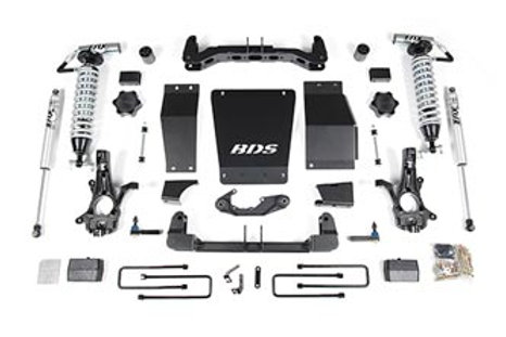 """BDS 4"""" Coil-Over Suspension System 2014-2016"""