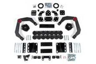 """06-08 Dodge Ram 1500 4"""" Combo Lift Kit"""