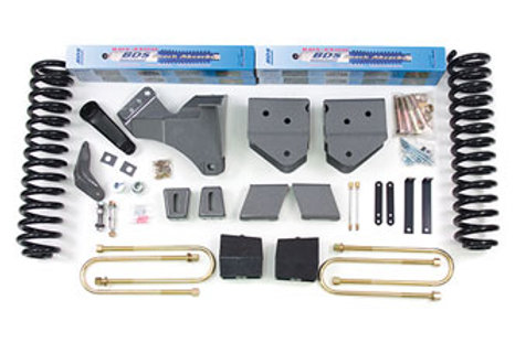 "2008-2010 Ford F250 6"" Suspension Lift Kit"