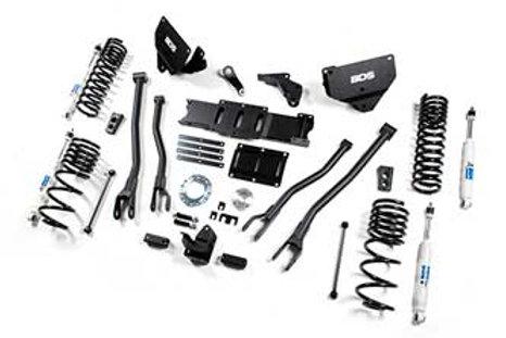 """2014-16 Ram 2500 4WD Gas - 5.5"""" 4-Link Suspension"""