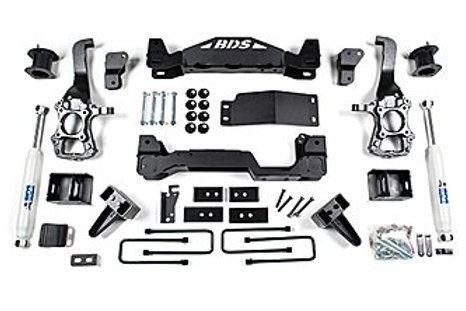 """2015-16 Ford F150 4"""" Suspension Lift Kit 4wd"""