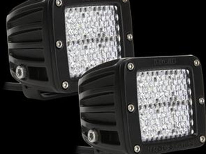 Rigid D-Series (Dually Diffused) (Clear)