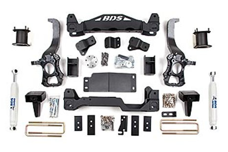 "2014-16 Ford F150 6"" Suspension Lift Kit 2wd"