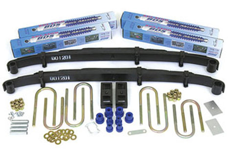 "1977-1987 2-1/2"" Suspension Lift Kit 3/4 Ton"