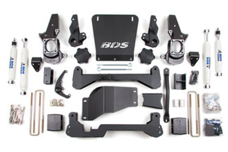 "BDS 7"" Suspension Lift Kit - Chevy/GMC 2001-2010"