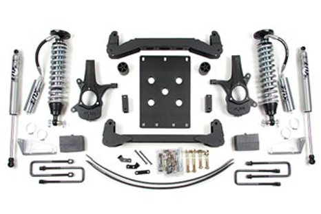 """BDS 6"""" Coil-Over Lift Kit - 2007-2013 2wd"""