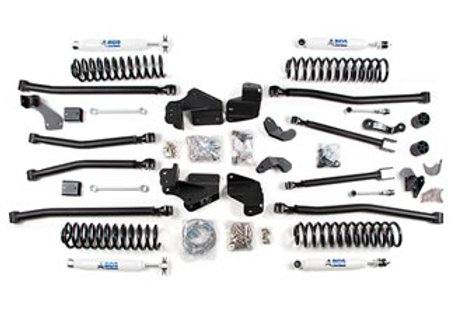 "2007-2016 4-1/2"" Long Arm Lift Kit Wrangler JK 4dr"