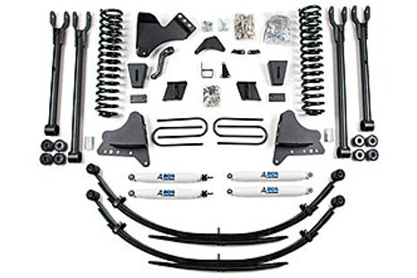"2008-2010 Ford F250 8"" 4-Link Lift Kit"