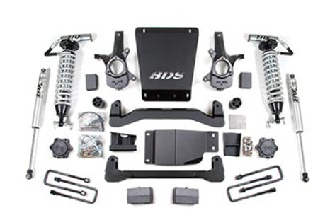 "BDS 4"" Coil-Over Suspension System 2007-2013 4wd"