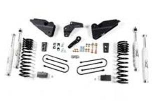 "2013-16 Ram 3500 (GAS) 4"" Suspension System"