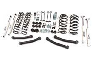 "97-06 Jeep Wrangler TJ 4"" Suspension System"