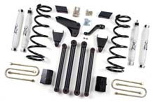 "10-13 Dodge Ram 2500/3500 5"" Suspension System"