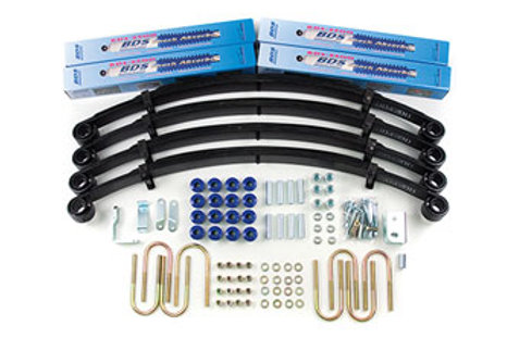 "1987-1995 2"" Lift Kit - Jeep Wrangler YJ"