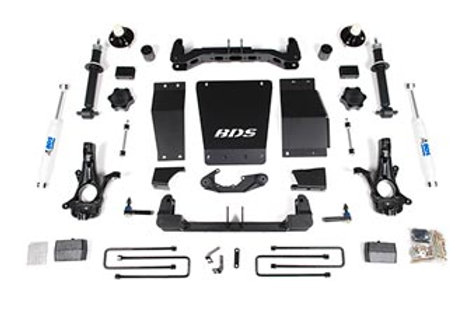 "BDS 4"" Suspension System 2014-2016"