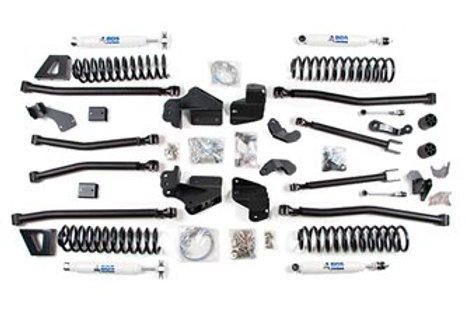 "2007-2016 6-1/2"" Long Arm Lift Kit Wrangler JK 4dr"