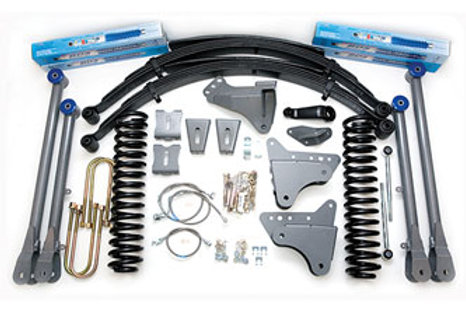 "2005-2007 Ford F250 8"" 4-Link Lift Kit"