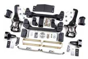 """2014 Ford F150 4WD 6"""" Suspension System"""