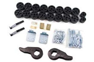 """06-07 Silverado/Sierra 1500 3-1/2"""" Combo Lift Kit"""