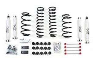 "97-06 Jeep Wrangler TJ 4.25"" Combo System"